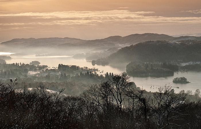 Landscape photography services cumbria