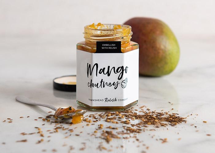 Mango Chutney _ Hawkshead Relish
