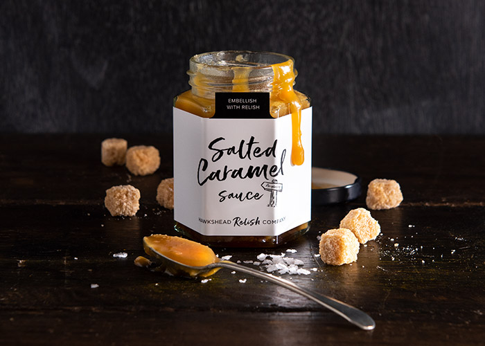 Food branding and packaging by Eclectic Creative