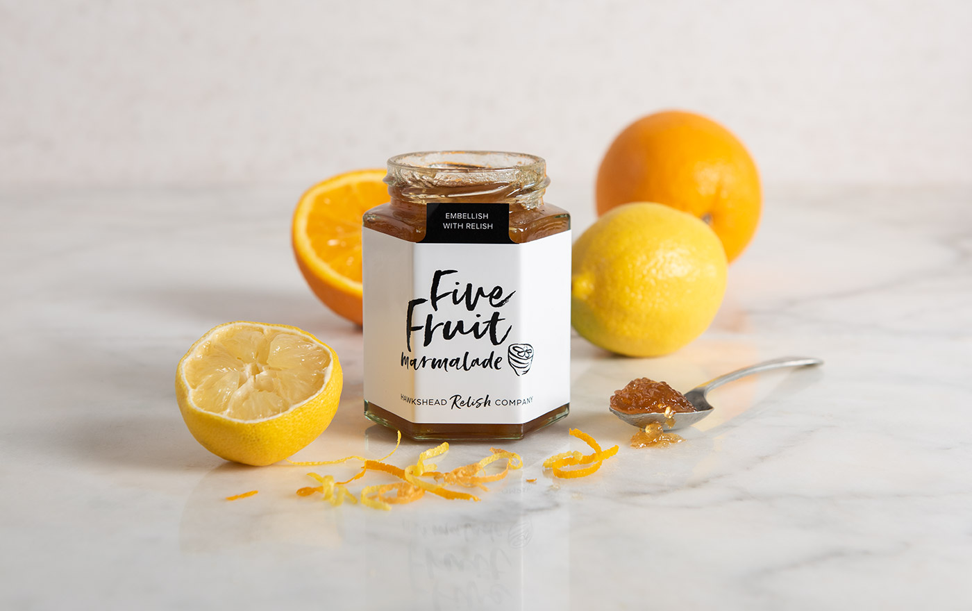 Food branding, strategy and packaging by Eclectic Creative Cumbria